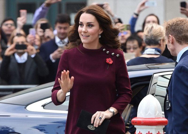 Kate Middleton new shoe style