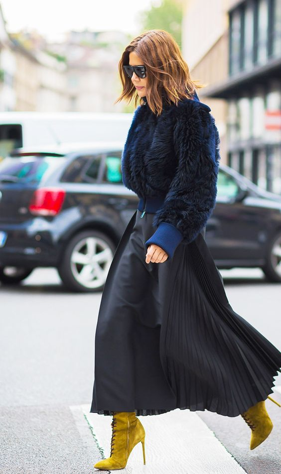 velvet shoe trend