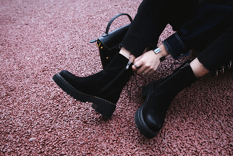 Best ankle boots skinny jeans style