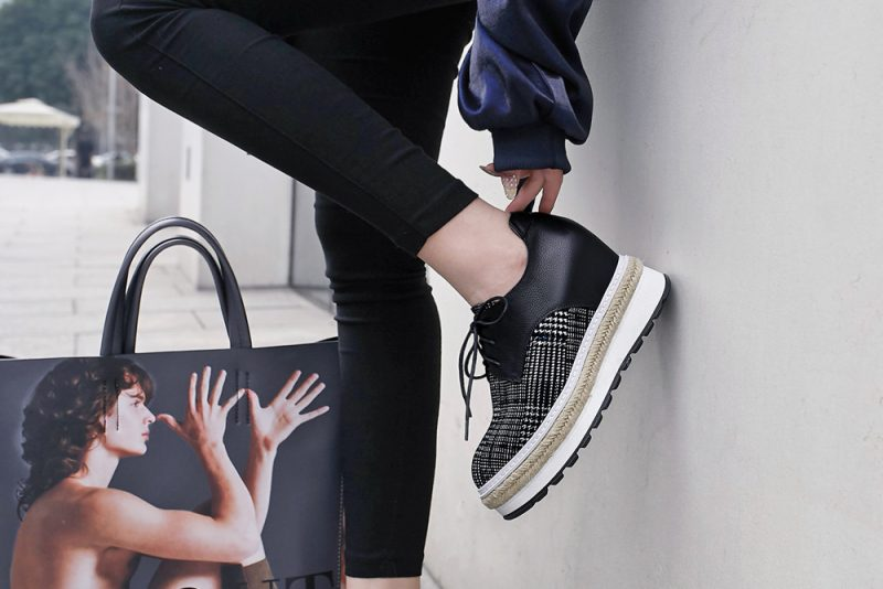 Flatform shoes spring 2018