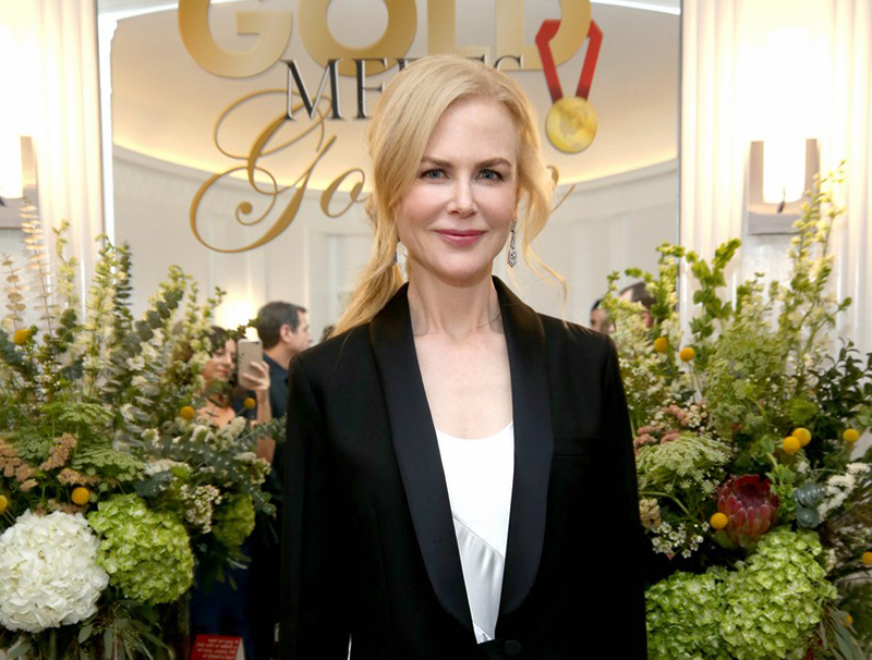 Nicole Kidman Mary Jane Pumps Style