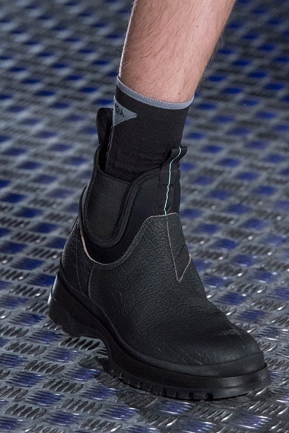 Prada shoes fall 2018 men collection