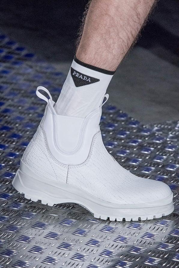 Prada shoes fall 2018 men collection