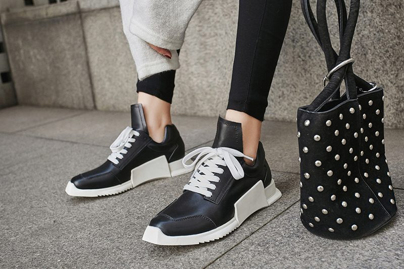 Shoes spring 2018 trend skinny jeans