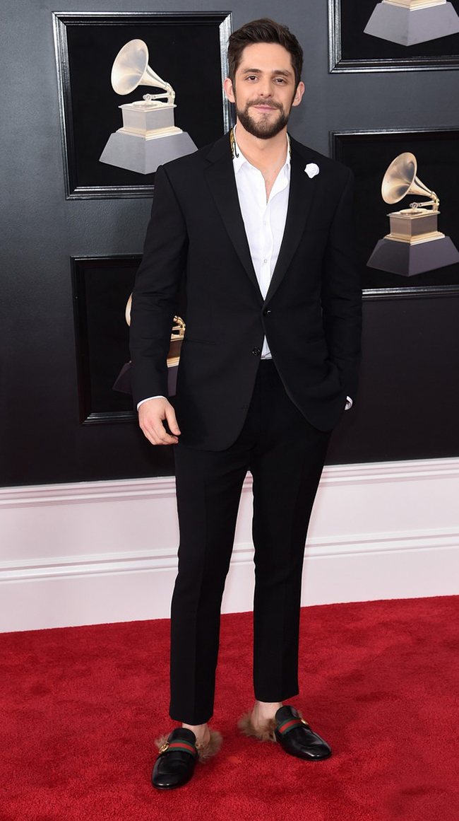 thomas-rhett-shoes-grammys-2018