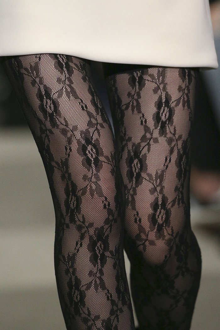 Tights trend fall 2018