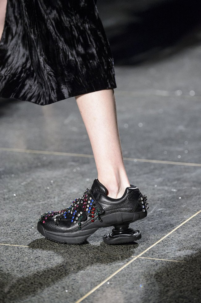 Sneakers trend fall 2018