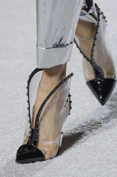 Balmain shoes fall 2018