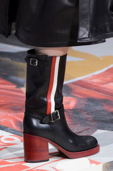 Dior shoes fall 2018