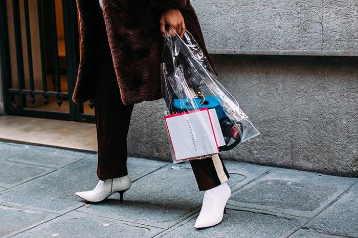 street styles Paris fall 2018 fashion week
