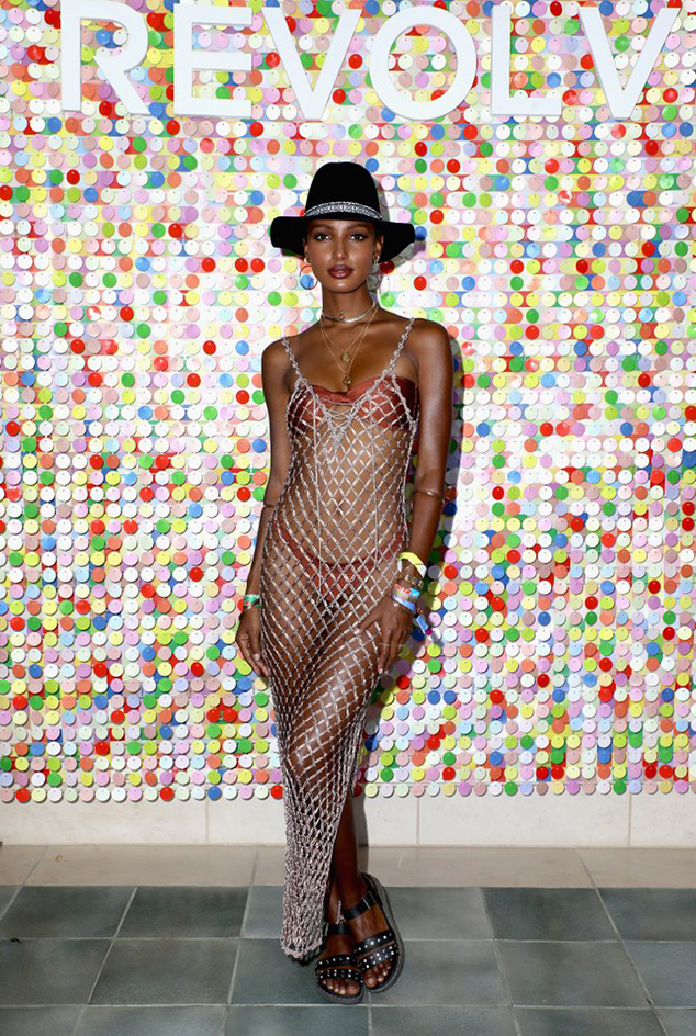 Jasmine-Tookes-shoes-Coachella 2018