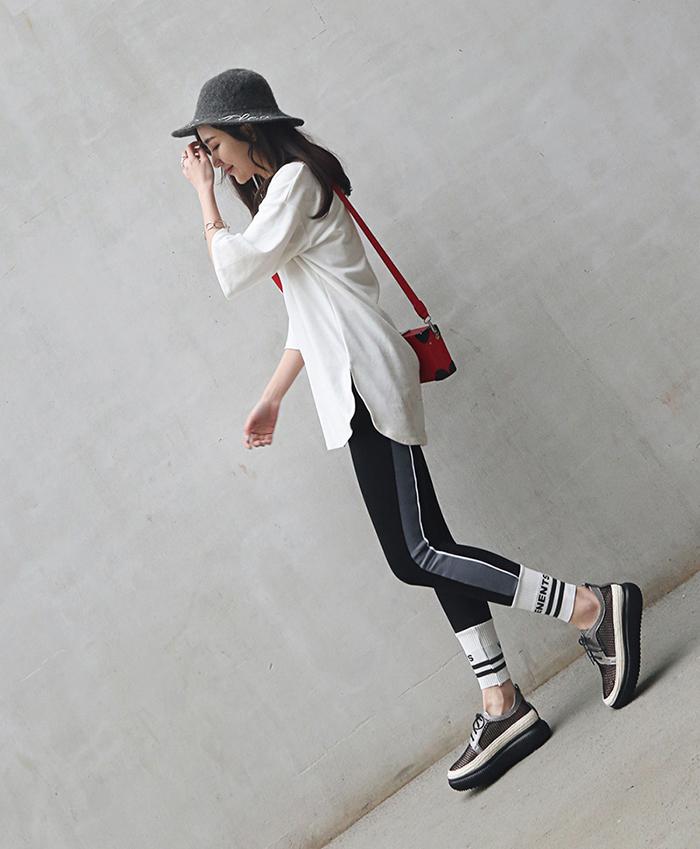 Chiko Akiiki Mesh Flatform Sneakers