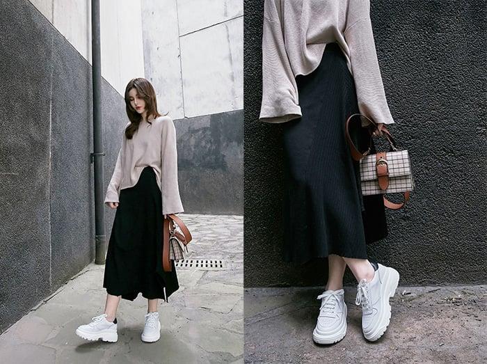 Chiko Hester Flatform Dad Sneakers