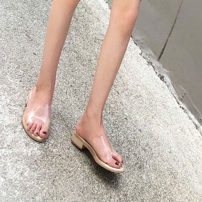 Chiko Ackerley PVC Sandals Slides