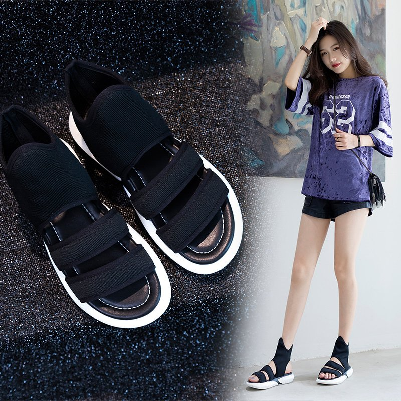 CHIKO ALICIA SLIP ON SNEAKER SANDALS