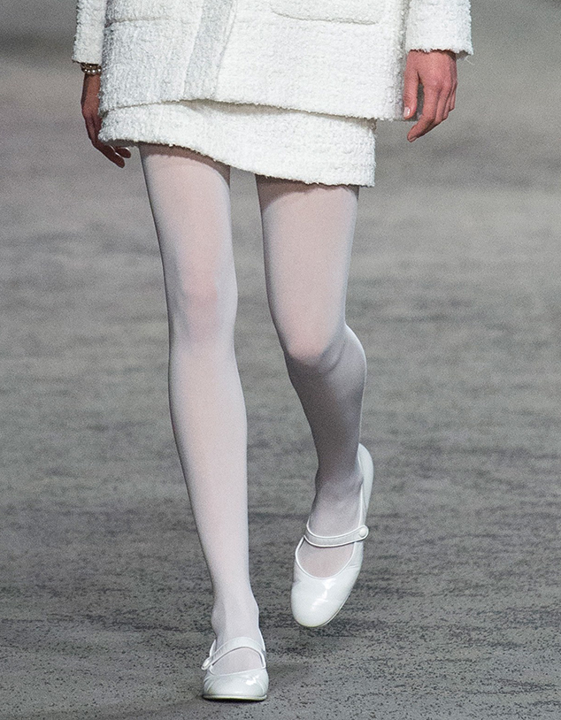 Chanel shoes resort 2019