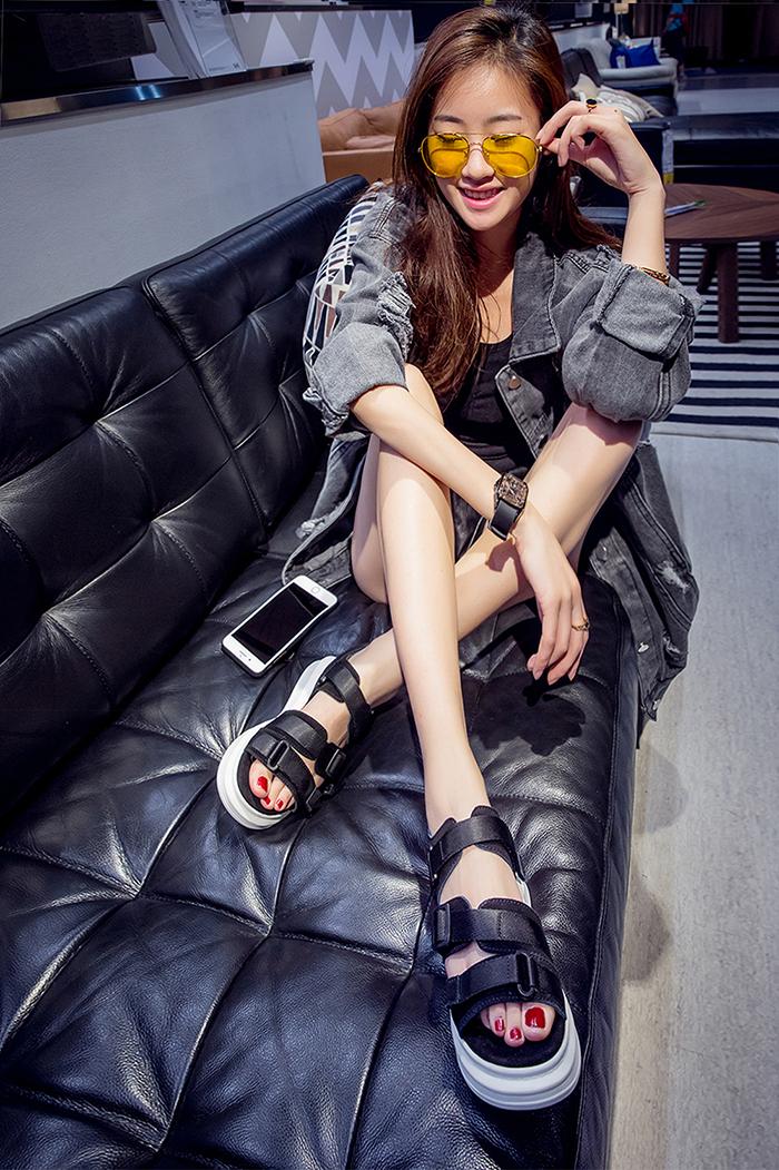 Chiko Adriene Athleisure Sporty Sneaker Sandals