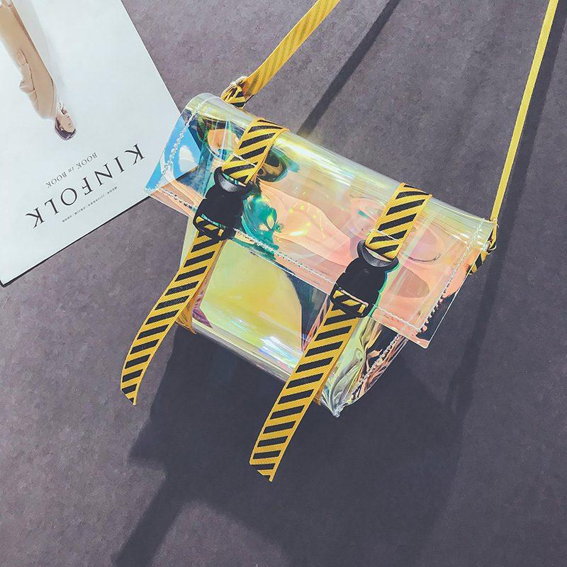 Chiko Annamarie PVC Handbag
