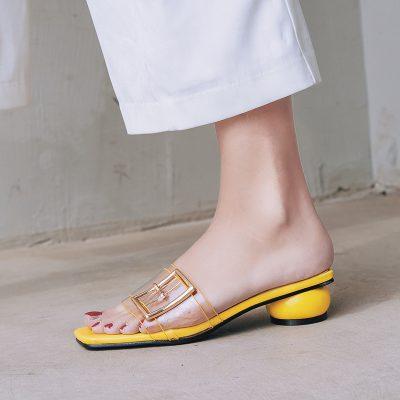 Chiko Arleigh PVC Sandal Slides