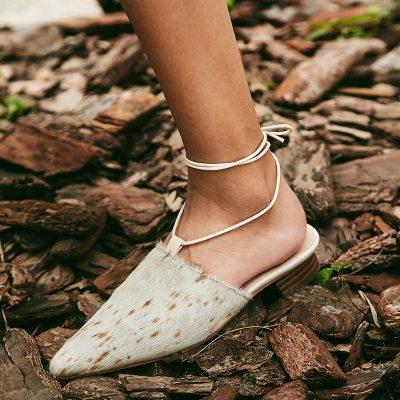 Chiko Ashford Block Heel Mules