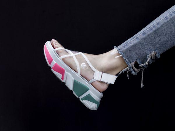 PVC shoes summer 2018