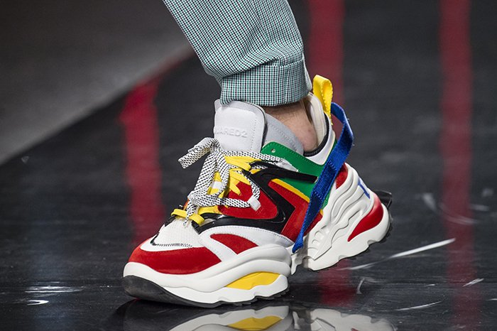 Dsquared2 Sneaker Sandals Spring 2019 Collection