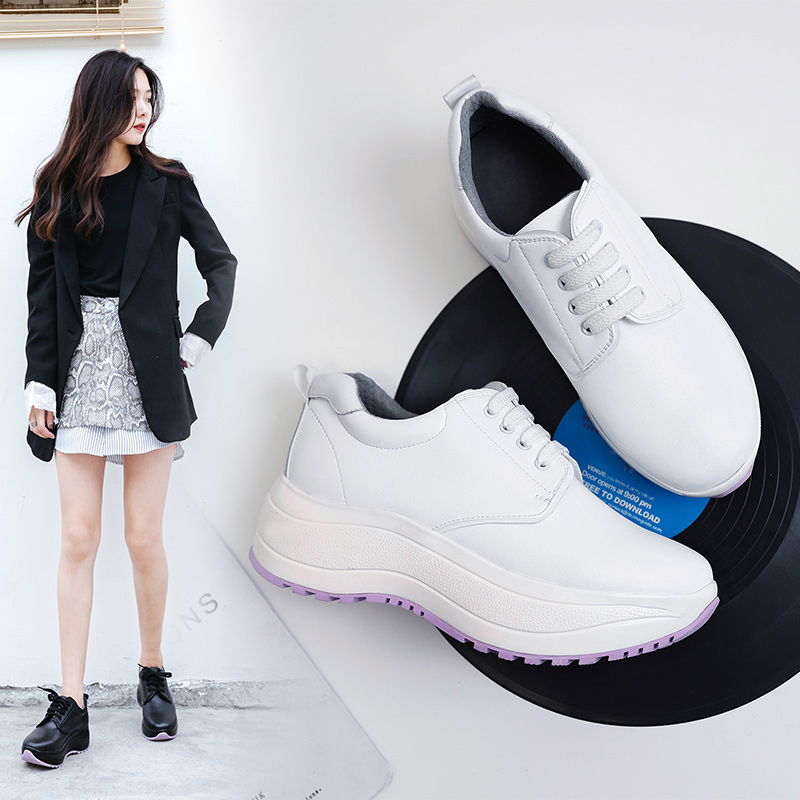 BAKER FLATFORM FASHION SNEAKERS