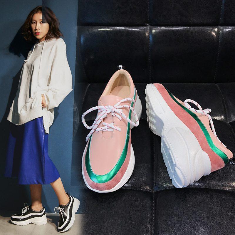 Chiko Barden Flatform Dad Sneakers