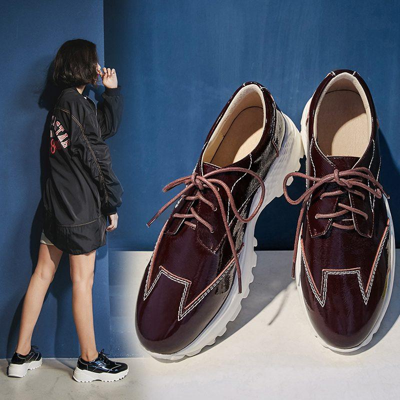 Chiko Beacher Flatform Dad Sneakers