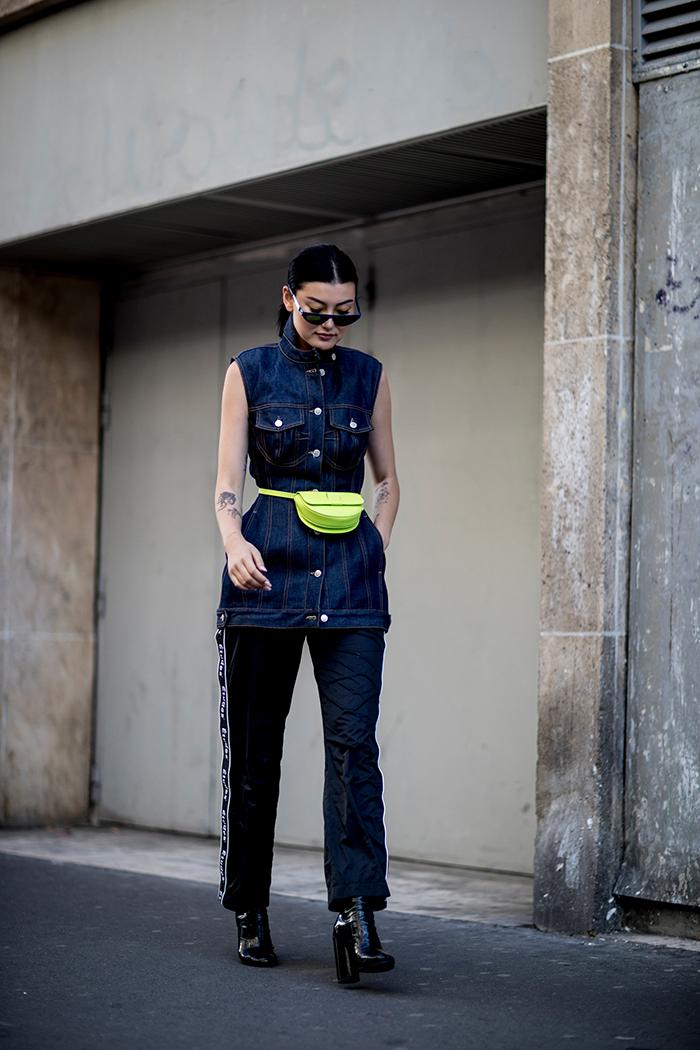 Street styles Paris fashion week