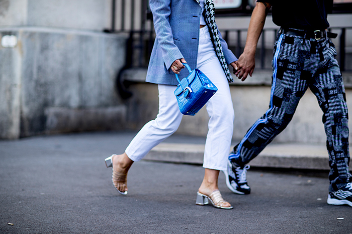 Street styles Paris fashion week men spring 2019 are so ...