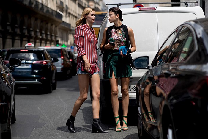 02a9671f2b9 Summer boots style in Paris 6- how to wear boots in summer