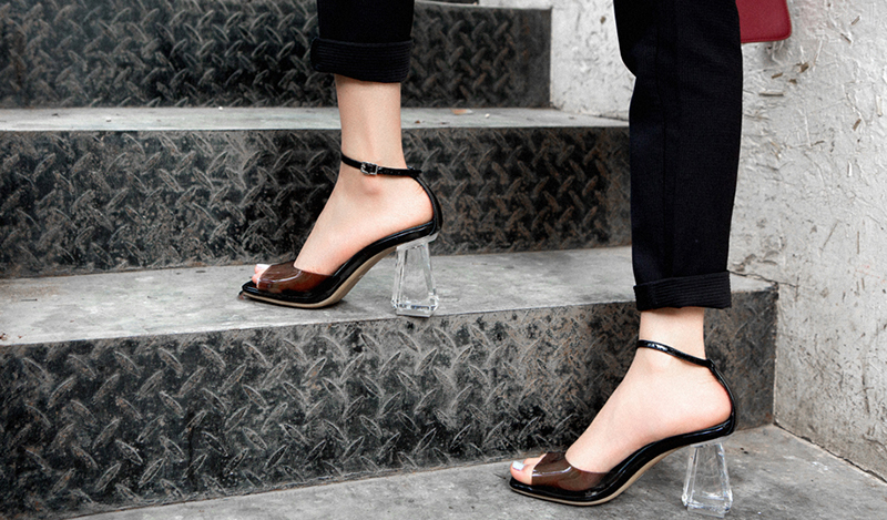 summer sandals shoe trends