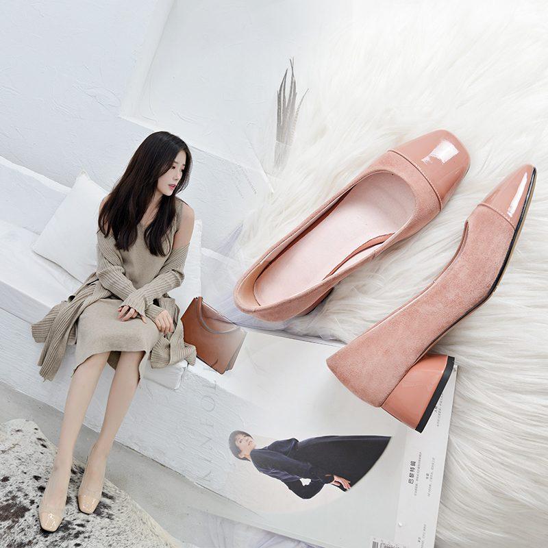 Chiko Beverley Block Heel Pumps