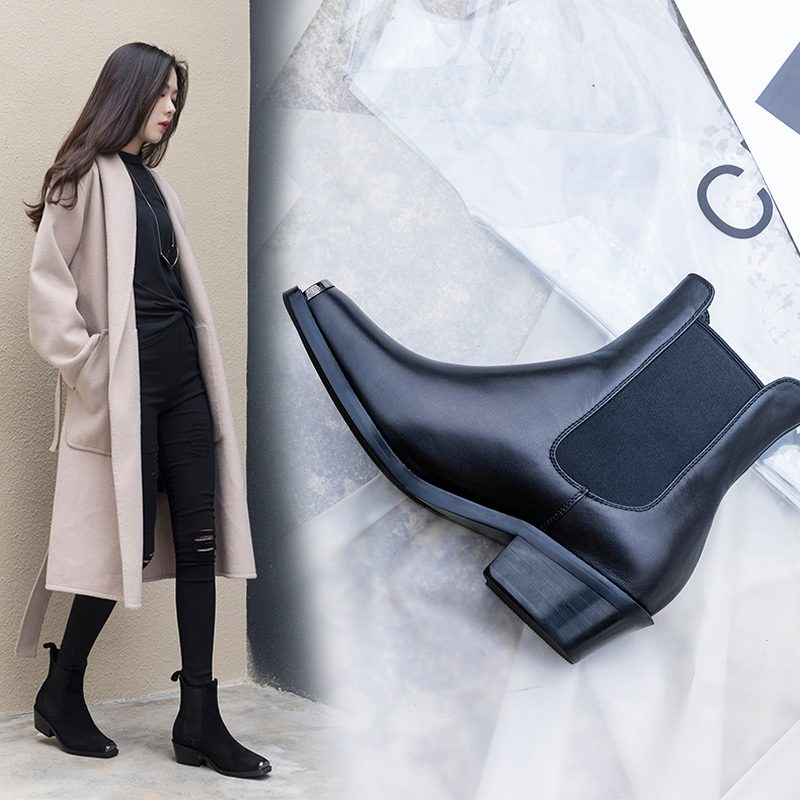 Chiko Birley Cowboy Chelsea Ankle Boots