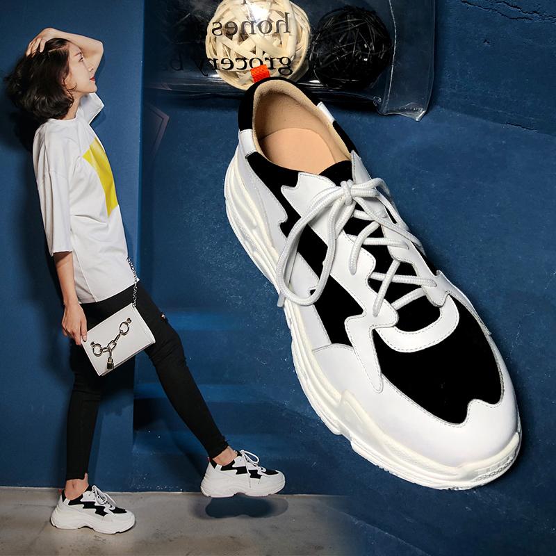 Chiko Braden Flatform Dad Sneakers