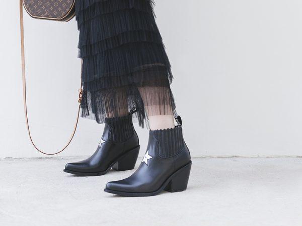cowboy boots trend
