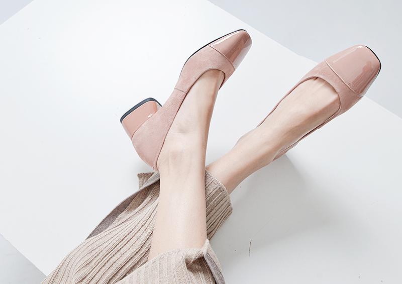 pastel shoes pink women