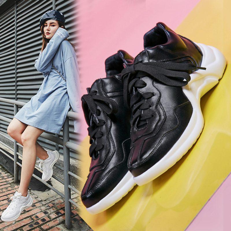 Chiko Brandyn Flatform Fashion Sneakers