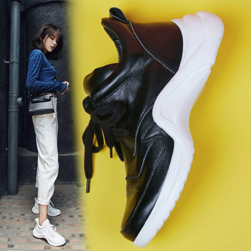 Chiko Bransen Flatform Fashion Sneakers