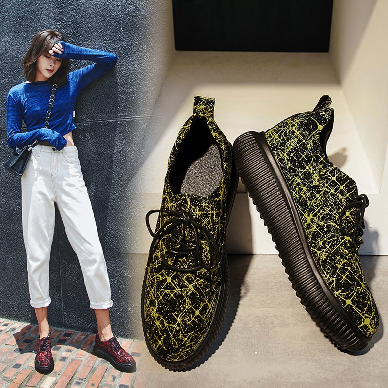 Chiko Braydon Flatform Fashion Sneakers