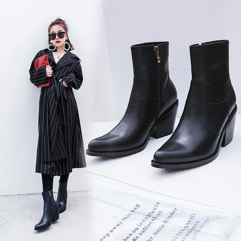 Chiko Brennen Western Boots