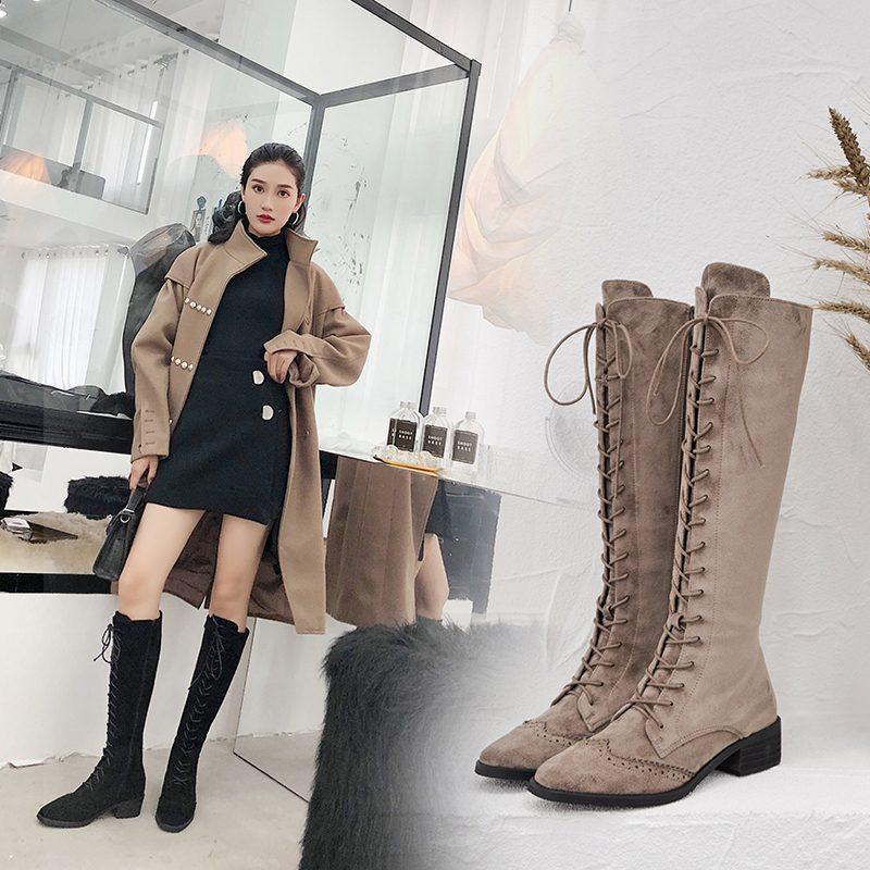 Chiko Bridger Knee High Ankle Boots