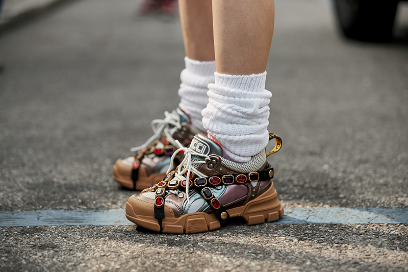 Best Shoes Of 2019 Milan street styles at fashion week spring 2019 are so inspiring