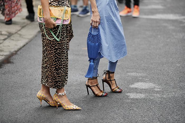 shoes New York fashion week spring 2019