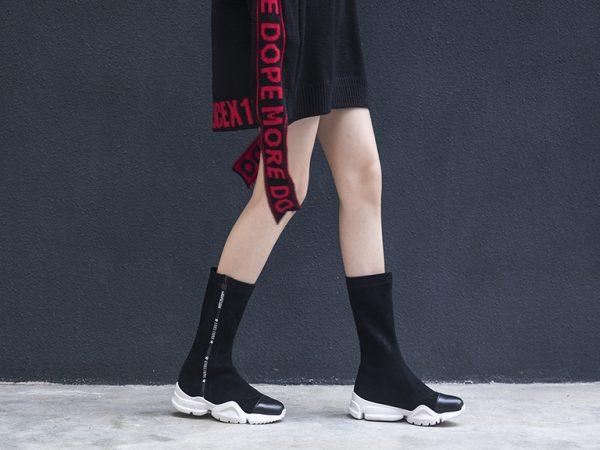 women boots trend