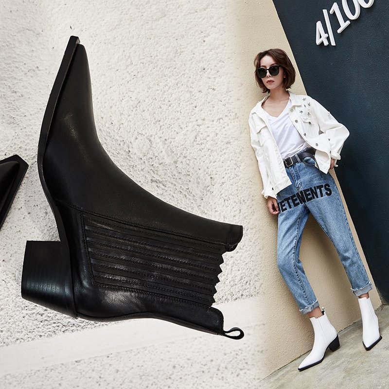 CAROL CHELSEA ANKLE BOOTS