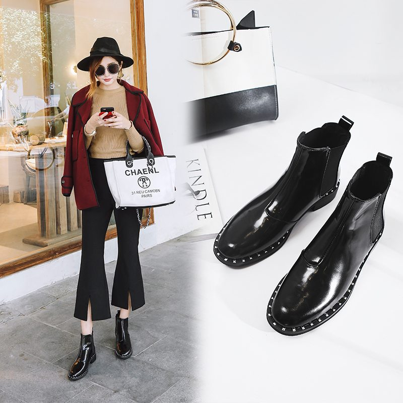 Chiko Carole Chelsea Ankle Boots