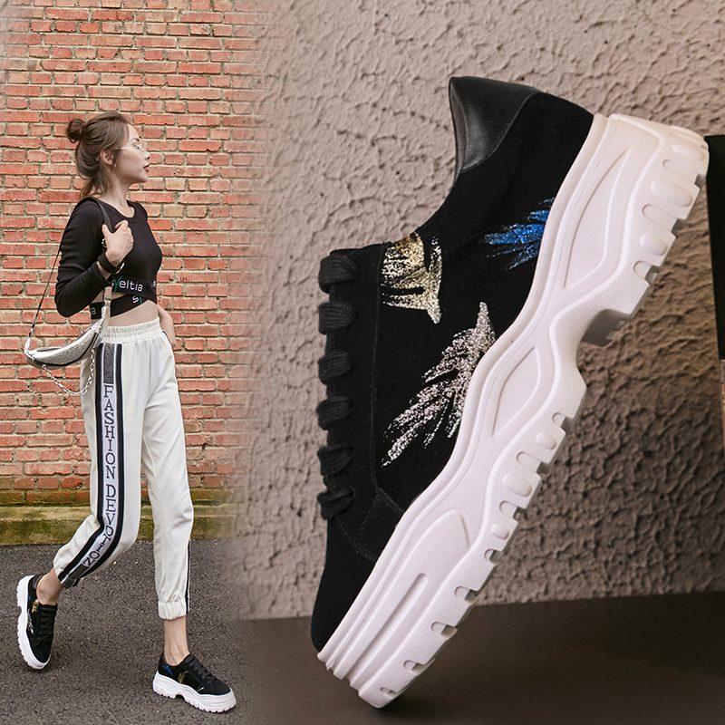 Chiko Chanelee Flatform Dad Sneakers
