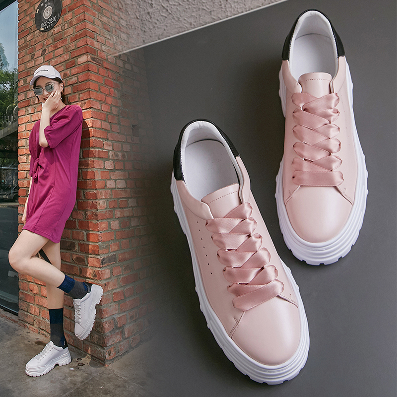 CHANELL FLATFORM DAD SNEAKERS